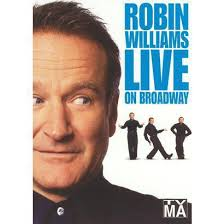 Robin Williams: Live On Broadway.